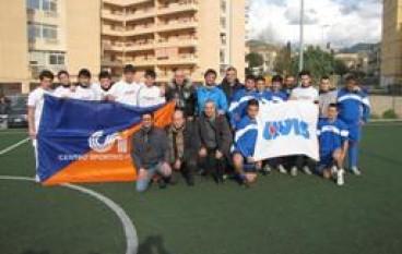 """CSI Reggio Calabria, Fischio d'inizio per il """"Fratelli D'Italia Student Cup 2011"""""""