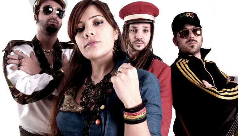 Siderno (RC), I Marvanza Reggae Sound al concerto di Pasquetta