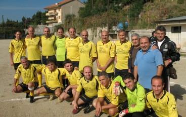 Calcio, torneo over 40 calcio a 11, risultati e classifica