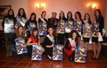 Presentato a Bisignano (CS) il calendario 2011 prodotto da La città del Cratì