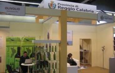 """Reggio Calabria, la provincia bio, all'expo """"BioFach 2001"""""""