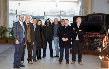 Cosenza, l'Onorevole Bassolino e il Procuratore Spagnuolo visitano Galleria Nazionale