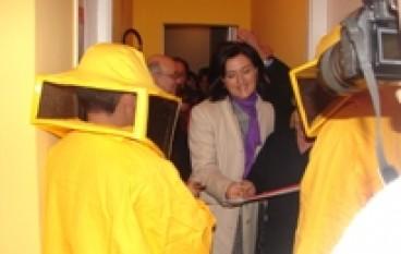 Scandale (KR), inaugurato il laboratorio di apicoltura realizzato con il sostegno di Enel Cuore