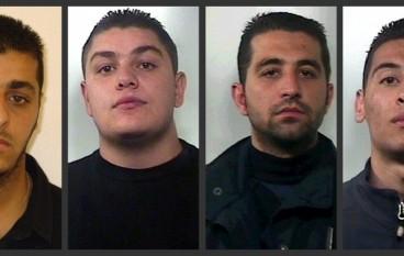 Candidoni (RC), dettagli su arresto latitanti
