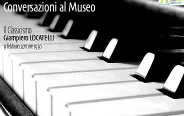 """Reggio Calabria, """"Conversazione al Museo"""" con Giampiero Locatelli"""