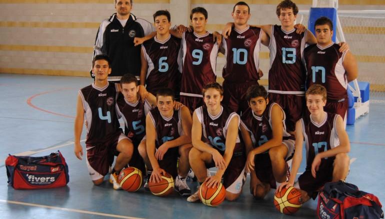 Locri, l'Eutimo Basket riparte dalla promozione con i giovani