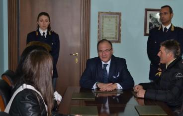 Reggio Calabria, Questore incontra genitori di Giuseppe Sorgonà