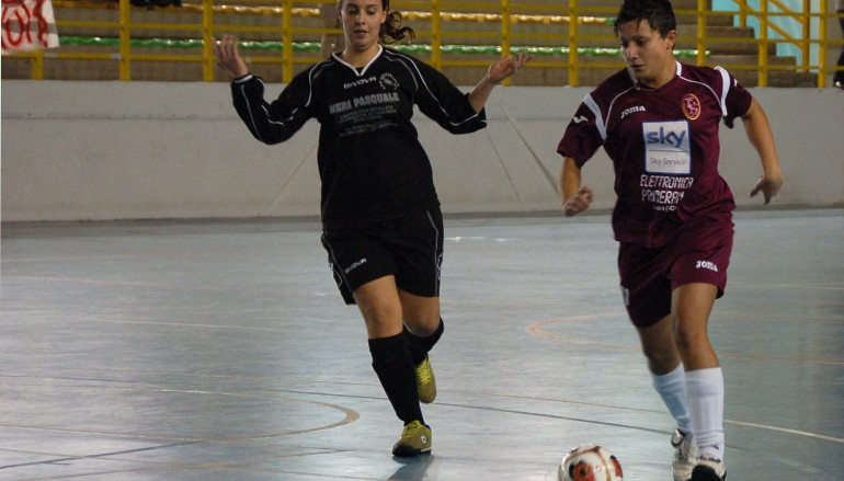 Calcio a5 femminile, Sporting Locri ospiterà l'Olimpia Bagnara