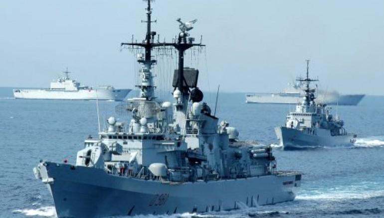 Reggio Calabria, in arrivo navi della Marina Militare Italiana