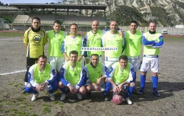 Campionato amatori girone I, prima di ritorno su 11 previste
