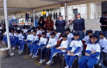 Reggio Calabria, intensa attività dell'Ufficio Minori della Questura di RC