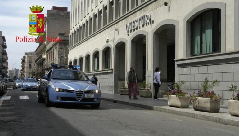 Reggio Calabria, consuntivo attività della Polizia di Stato anno 2016