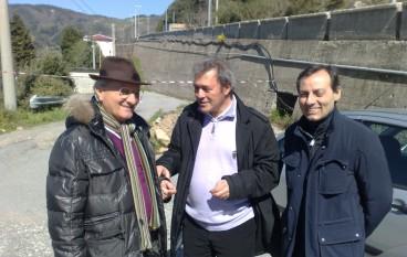 Placanica (RC), il Sindaco Clemeno sui lavori stradali Placanica-Pietra