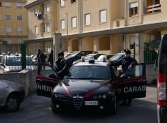 Reggio Calabria, controllo straordinario del territorio dei Carabinieri nella zona di Arghillà