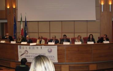 """Reggio Calabria, si è svolto nella """"Sala Calipari"""" il 1° Convegno Nazionale """"Obiettivo Sicurezza"""""""