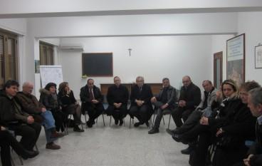 Locri (RC), il Cardinale Maradiaga ha incontrato gli amministratori del comprensorio