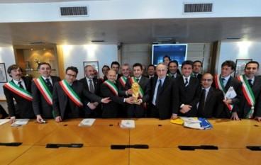 Nazionale Italiana Sindaci Onlus, presentata a Roma stagione 2011