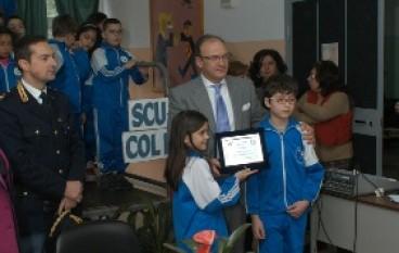 Reggio Calabria, il Questore Casabona incontra gli studenti dell'Istituto Collodi