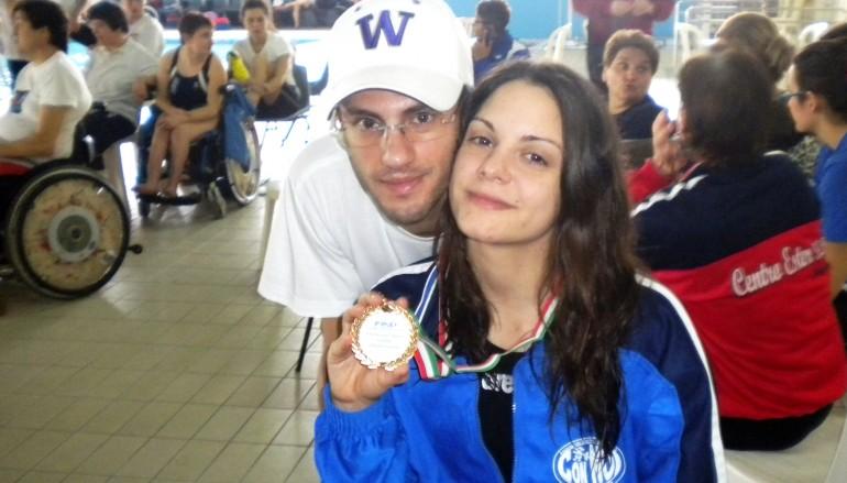 Nuoto, la reggina Roberta Cogliandro Campionessa Italiana nei 50 stile libero ai Campionati Italiani Assoluti Invernali