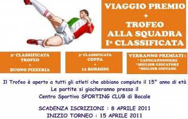 Csi Reggio Calabria, Trofeo Sporting Club di calcio a 5