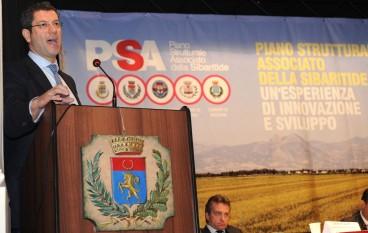 Regione, il Presidente Scopelliti a Cassano allo Ionio al convegno sul PSA della Sibaritide