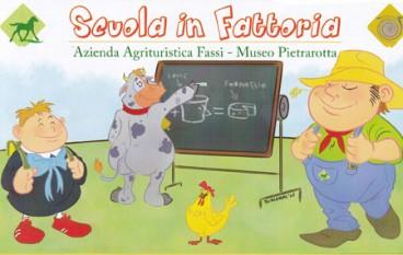 Guardavalle (CZ), l'Agriturismo Fassi apre le porte ad un nuovo modo di fare didattica