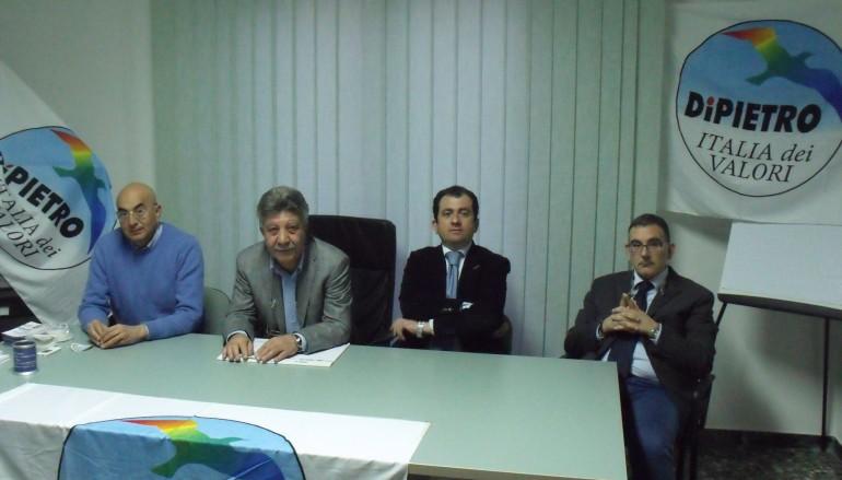 Melito Porto Salvo (RC), è stata inaugurata la segreteria politica del partito IdV