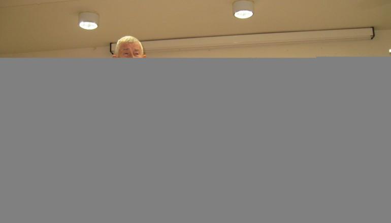 Reggio Calabria, il CSI incontra il prof. Vittorio Ferrero