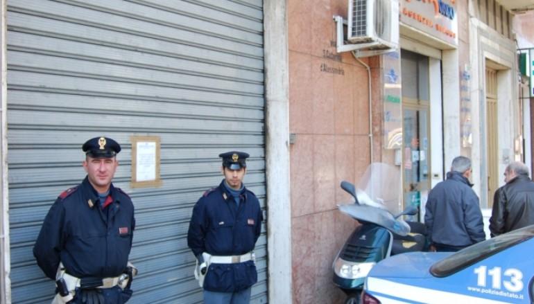 Reggio Calabria, Polizia chiude armeria Caminiti