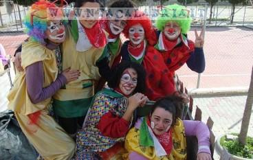 Carnevale a Condofuri, le foto della sfilata