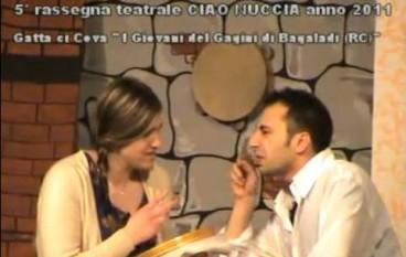 Teatro Annà (RC), sesta serata di Ciao Nuccia 2011