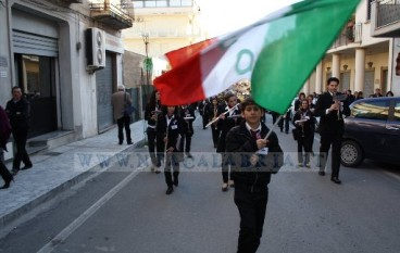 Melito Porto Salvo, le foto dei festeggiamenti per l'Unita d'Italia