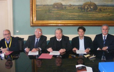 Provincia, il Presidente Morabito ha sottoscritto documenti su messa in sicurezza Giffone e Serrata