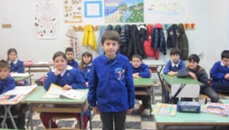 Locri (RC), un alunno del plesso Belvedere vincitore del concorso sul tema dei nonni
