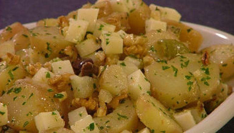 Insalata di patate e pecorino