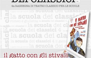 """Calabria, successo per """"Il Gatto con gli Stivali"""", la scuola dei Classici IV edizione"""