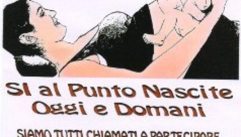 Melito Porto Salvo (RC), manifestazione a difesa del punto nascita
