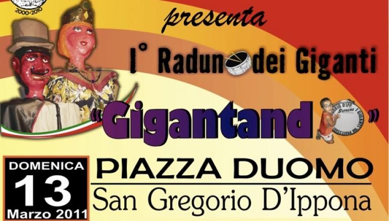 San Gregorio d'Ippona (VV), il 13 marzo il Primo Raduno dei Giganti