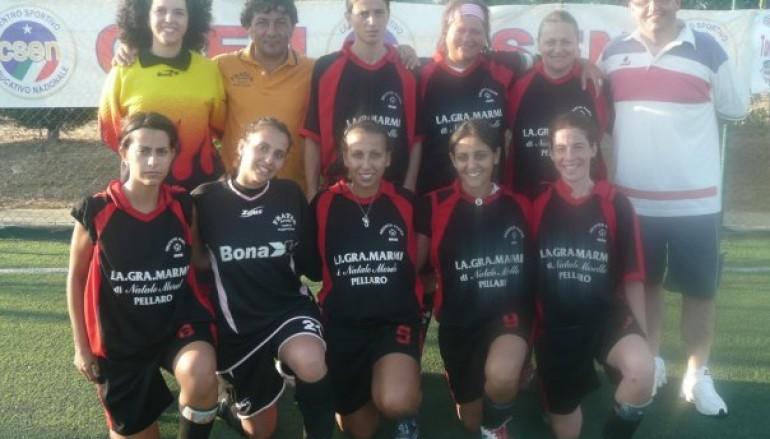 CSI Reggio Calabria, calcio a 5 femminile. Risultati e classifica