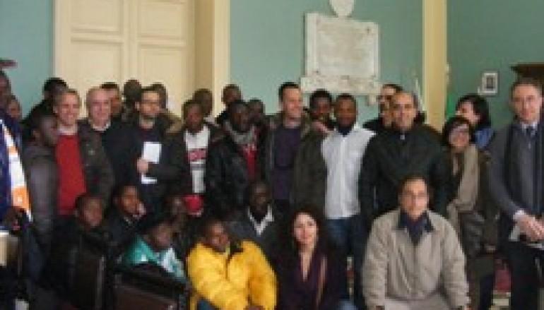 La Provincia di Reggio Calabria accanto ai migranti di Drosi e Rosarno
