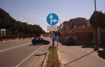 """Lazzaro (RC), il Comitato Spontaneo """"Torrente Oliveto"""" su installazione segnaletica Ss 106"""