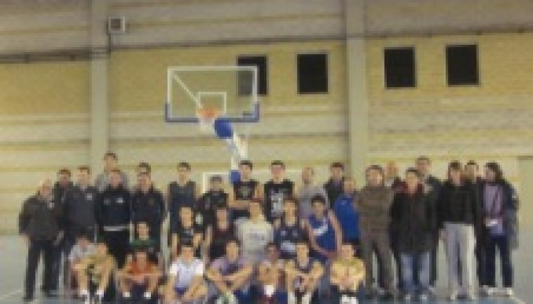 "Basket, conclusa la ""Settimana Azzurra"" a Locri (RC)"
