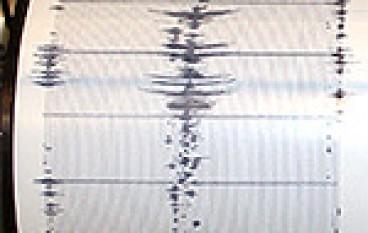 Terremoto, scossa 2.6 a largo costa Calabria