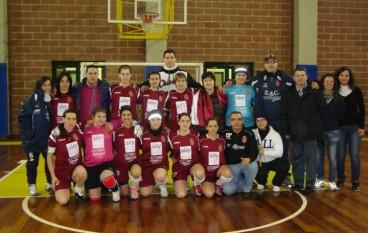 Calcio a 5 femminile, la Sporting Locri ritorna dal Torneo Nazionale di Gubbio