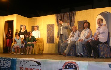 Annà (RC), ultima serata della Rassegna Teatrale