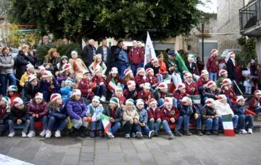 Fossato Ionico (RC), manifestazione per la ricorrenza del 150° dell'Unità d'Italia