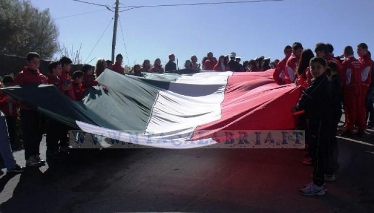 Condofuri, le foto dei festeggiamenti per l'Unita d'Italia