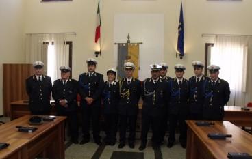 Melito Porto Salvo (RC), presentato nuovo corpo dei vigili urbani
