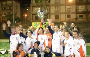Uisp Reggio Calabria, campionato di calcio a 11. Itaca 04 Campione 2010-2011