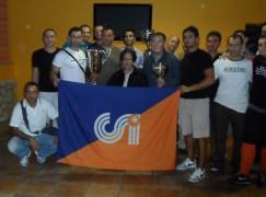Csi Reggio Calabria, trofeo Interforze calcio a 5, al via con numeri da record